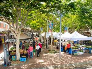 The Grower's Market is a weekly favourite among locals.