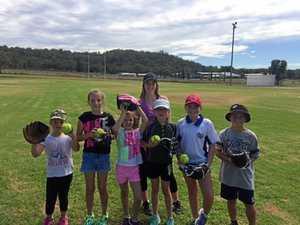 Junior softballers ready for season return
