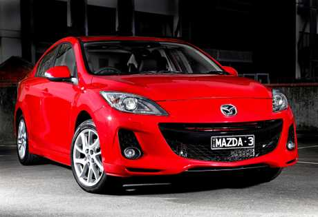 Mazda3 (BL) models are being recalled.