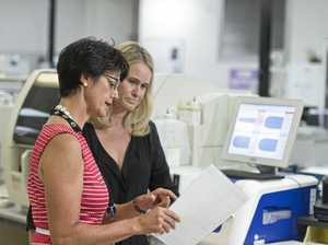 Revolutionary blood analysis machine now online