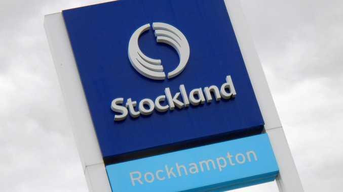 Stockland Rockhampton Shopping centre Photo: Chris Ison / The Morning Bulletin