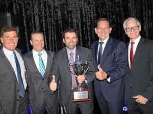 Volvo Group Australia announces dealers of the year