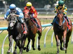 WATCH: The Bank Manger's start has his jockey worried