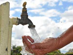 Give some warning of water price hikes