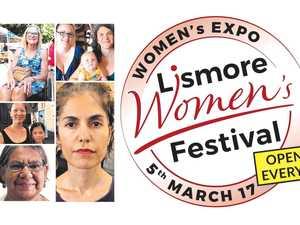 Lismore's Women's Festival.