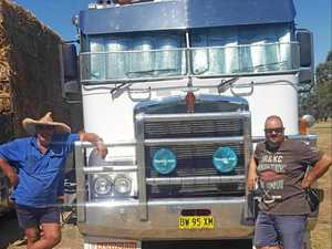 Meet Burrumbuttock Hay Runners: Kevin and Roger