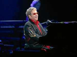 Eight days til Cairns? Locals vow to show Elton around