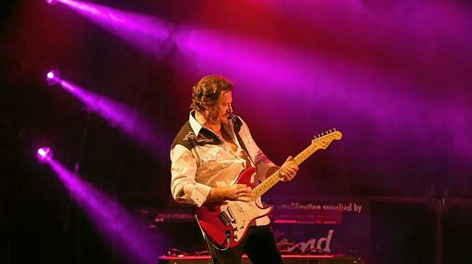 Mal Eastick returns with his Blues Bar on Sunday at the Yamba Golf Club.