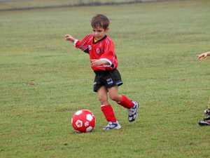 SOCCER STAR: Don't miss the opportunity to learn new skills and techniques from the highest level.