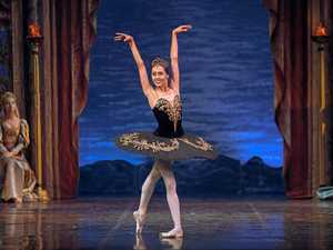 "Principal soloist with Moscow Ballet ""La Classique"" Swan Lake Anastasia Chumakova will perform for the first time in Australia, including a show at the Pilbeam Theatre next month."