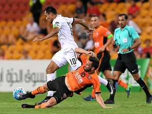 Patched-up Roar settles for 0-0 draw in ACL