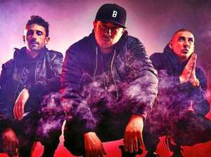 Bliss N Eso will play a tribute show at Coolangatta in honour of Johann Ofner. The stuntman died during the filming of the group's Friend Like You film clip earlier this year.
