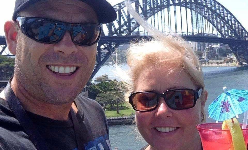 Matthew Moore and Chris Drennan's plans to get married went adrift.