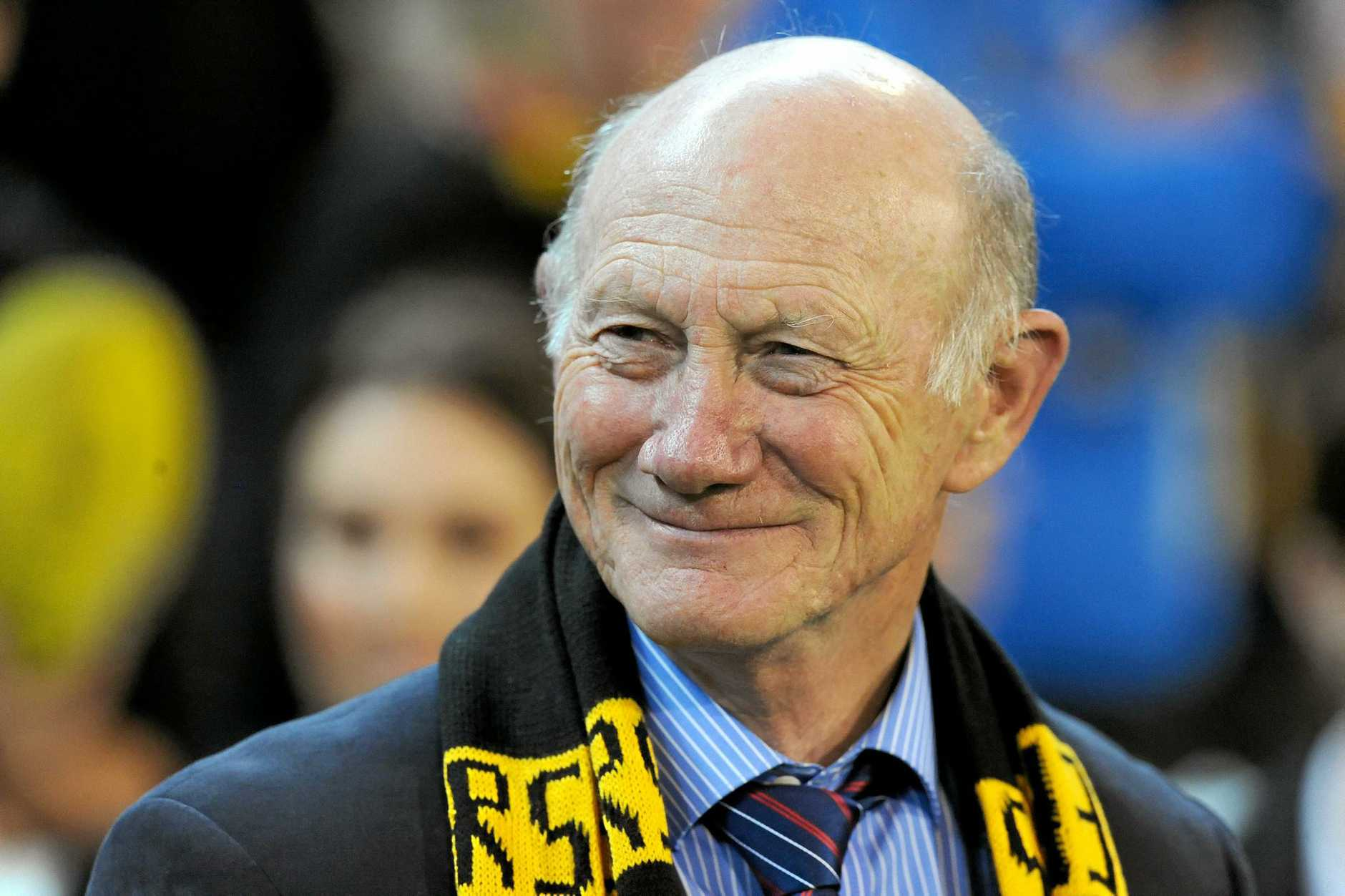 Legendary Richmond player Kevin Bartlett.