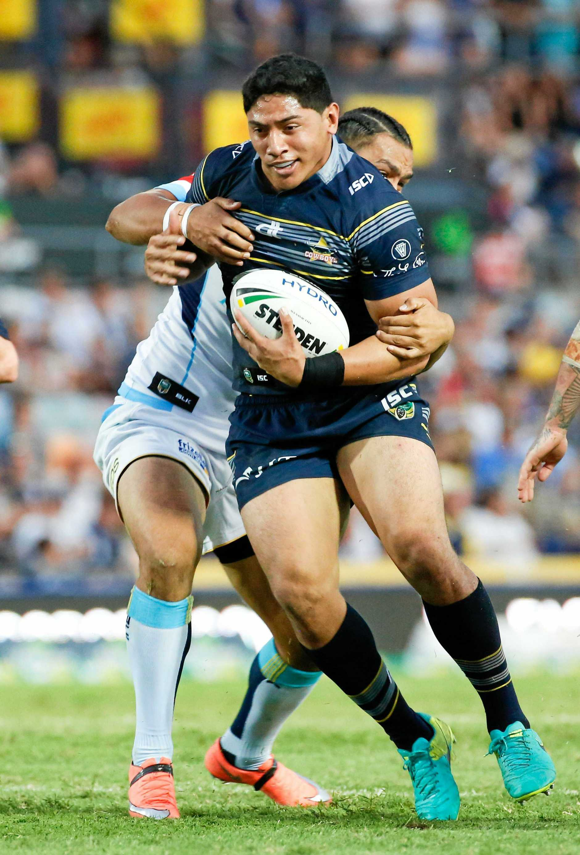 Cowboys forward Jason Taumalolo.