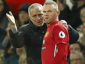 Mourinho coy over Wayne Rooney's future