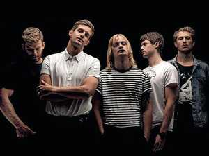 Australian rockers the Rubens will headline the inaugural Cooly Beachfest at Queen Elizabeth Park, Coolangatta on March 18
