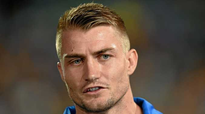 Warriors signing Kieran Foran.