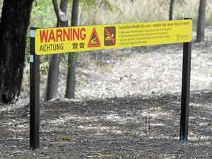 UPDATE: Warning for crocodile heard near Coast sports field