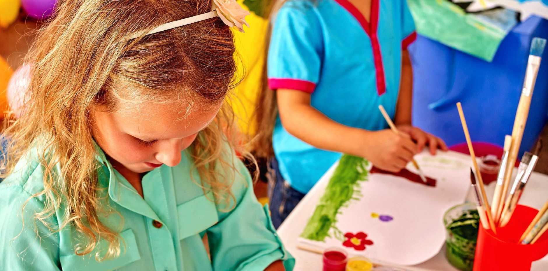 CREATIVE MINDS: Get crafty at Spotlight Bundaberg's free workshops next month.