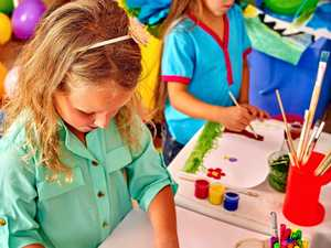 Get crafty with the kids at free Spotlight workshops