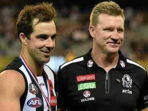 Don't blame Buckley, blame us, says Magpie