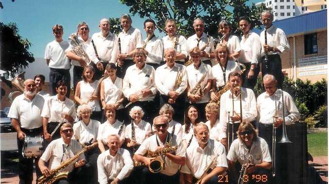 Sunshine Coast Concert Band.