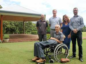 Donor's 'fabulous' generosity gives hope to disabled