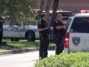 Shooting scare clears Texas hospital