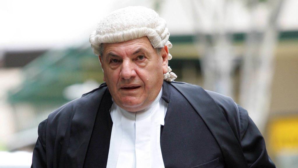 Former Supreme Court judge Angelo Vasta.