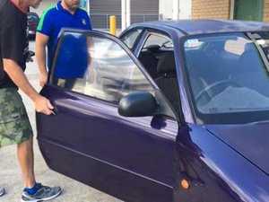 Adam's new car