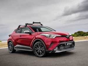 Toyota's new small SUV C-HR arrives priced from $26,990
