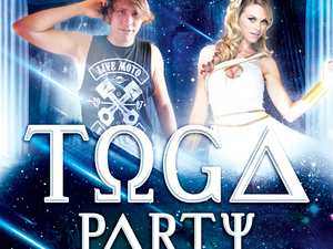 TOGA, TOGA, TOGA! 