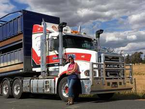 Tassie women in trucking: Jane Beswick
