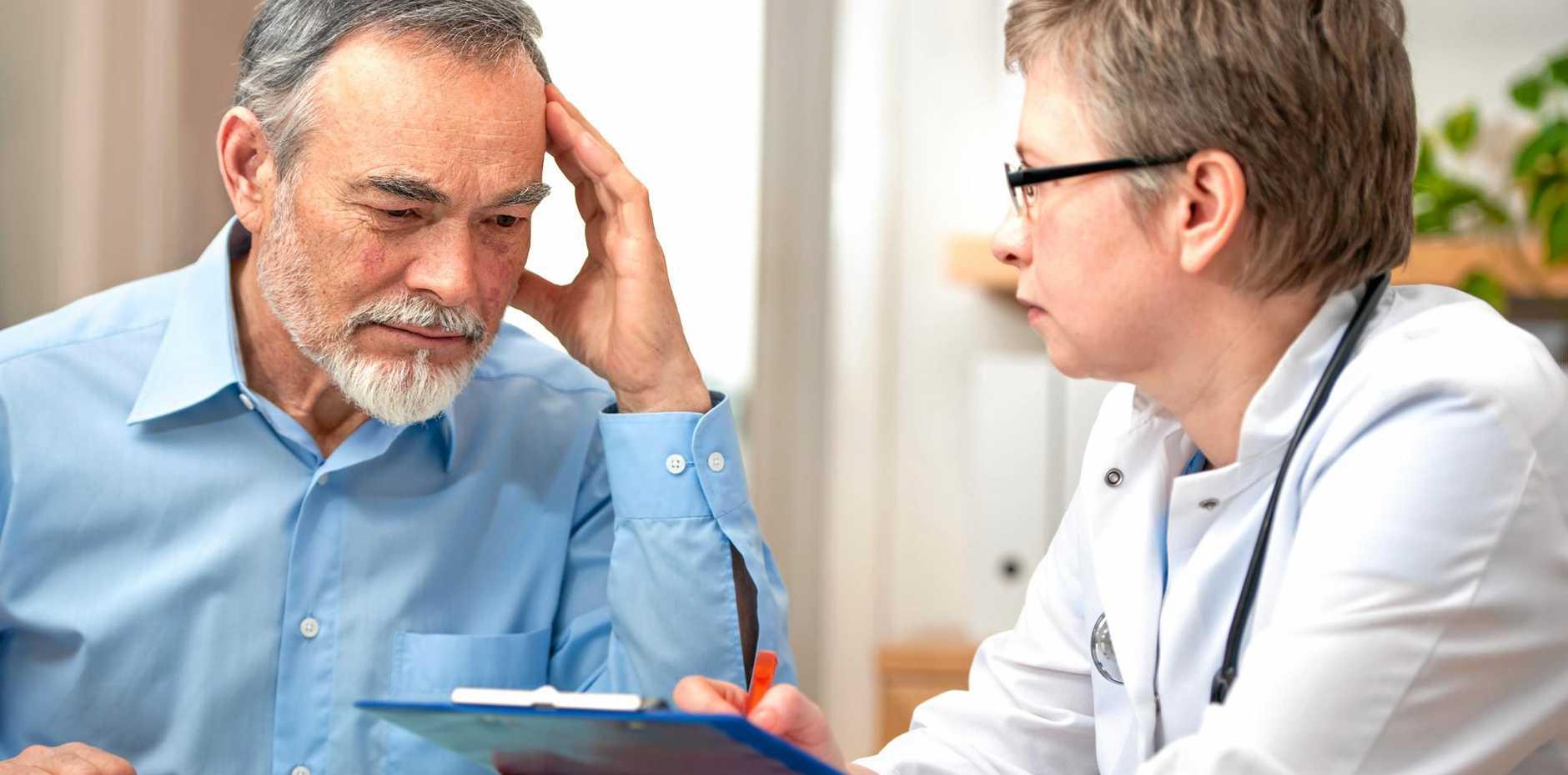 Chronic pain is a major health issue for Australians.
