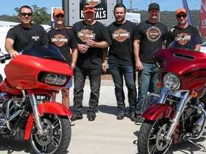Rugby League legends are set to be in Coffs Harbour on Friday and Bellingen on Saturday as part of the Hogs for the Homeless tour.