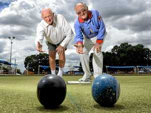 Aged 93 and 82, these two Johns are still in the game
