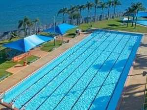 Last chance for a dip before pool redevelopment