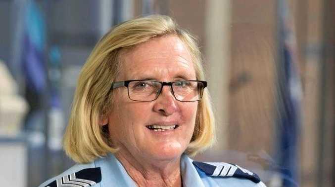 Sergeant Josephine Griffin, Rockhampton Domestic & Family Violence Coordinator.
