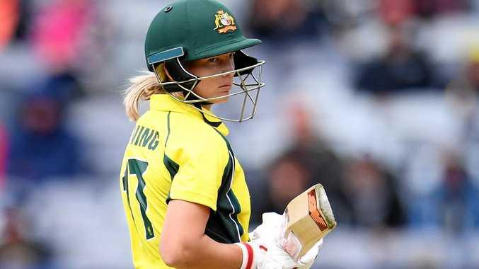 Meg Lanning of Australia