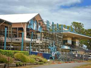 Gympie's Pavilion facelift on schedule