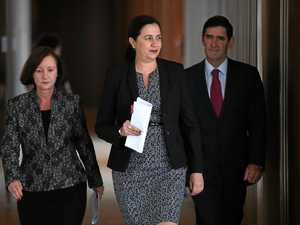 Palaszczuk pays the Speaker's price: Donations law reformed