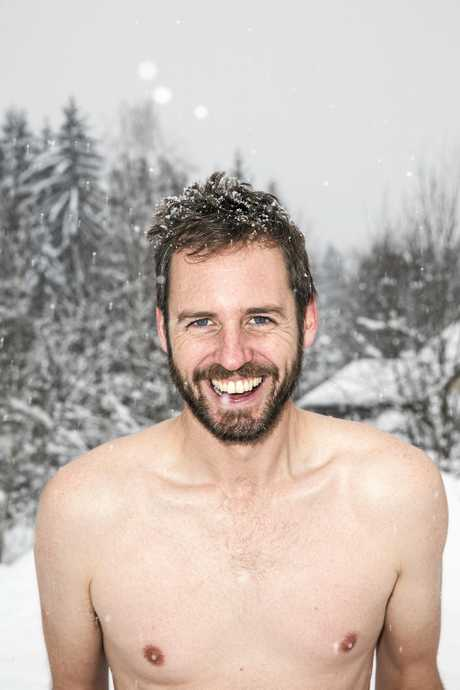 Scott Carney has written a book about his experiences in training his body to deal with extreme conditions.