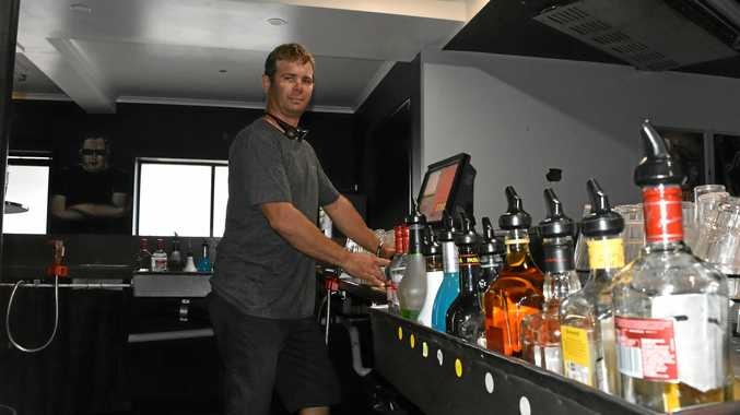 PAY CUTS: MIePLACE Nightclub owner Aodhan McCann says Sunday penalty rate cuts won't make much difference.