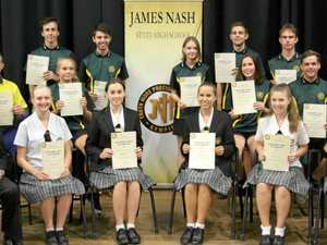Gympie academic excellence on a roll