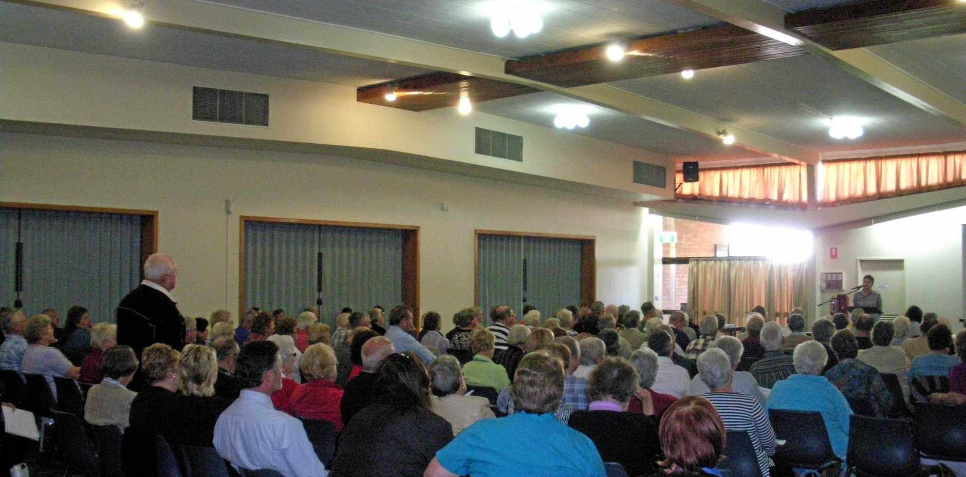 STAY UP TO DATE: Topics covered at the Seniors Forum will include home support, changes to MyAgedCare and services offered via the Public Trustee.