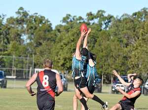 Prime time games part of Wide Bay's new AFL season