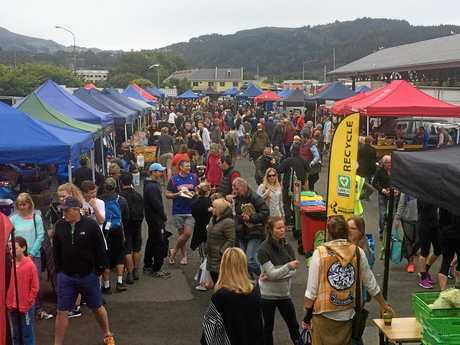 The Otago markets are a great place for everything food in Dunedin.