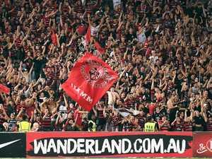 $20,000 fine for Western Sydney Wanderers