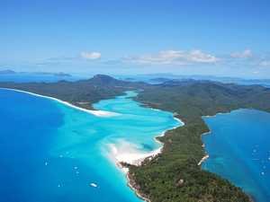 Whitehaven Beach does it again